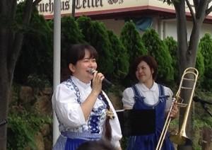 ヨーデル歌手 北川桜さん